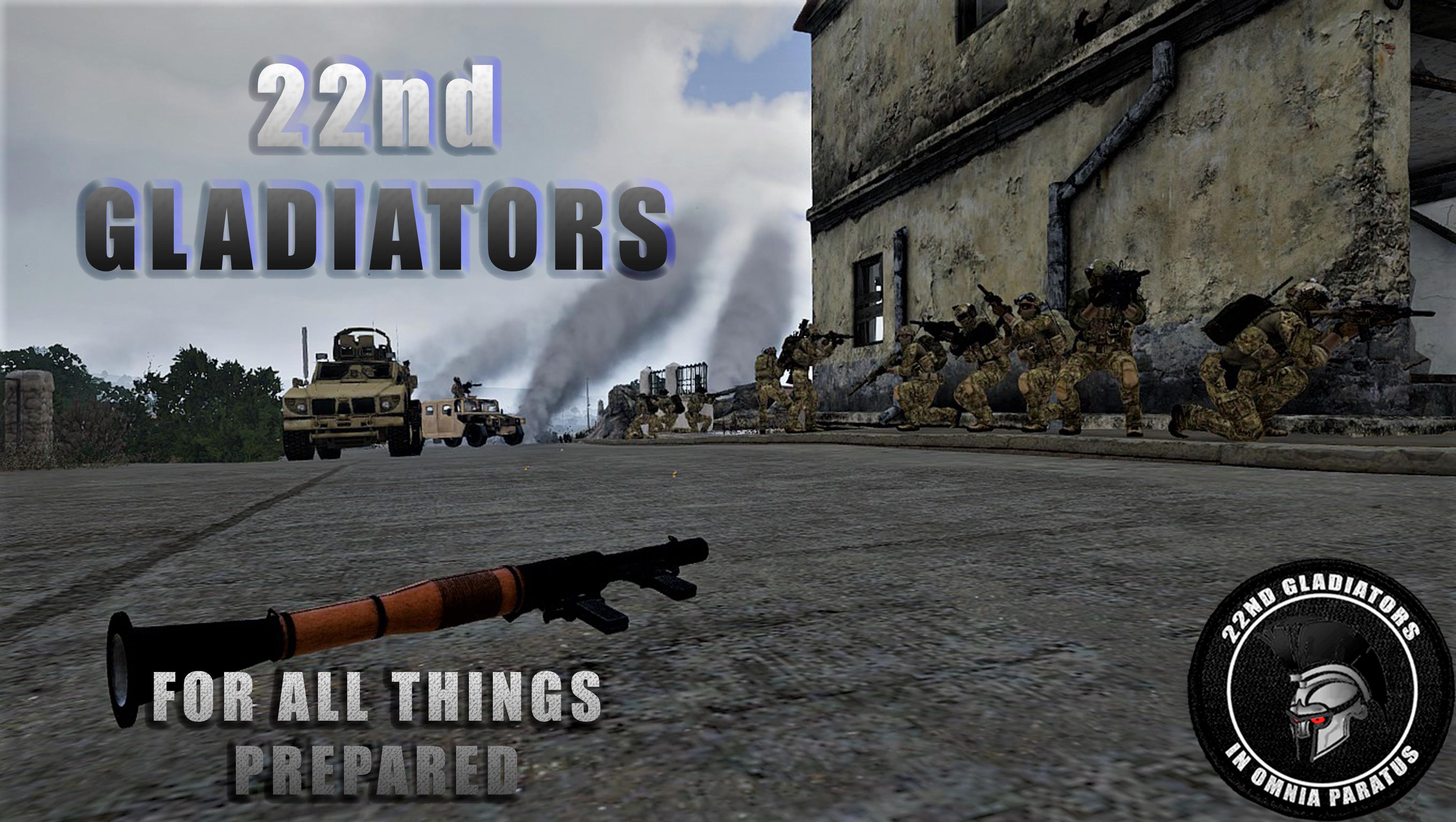 Steam Workshop :: 22nd Gladiators Server Main mods