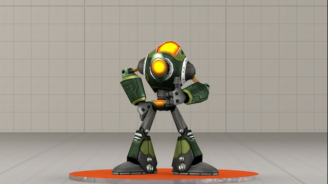 Steam Workshop Galactic Ranger Ratchet Clank 3 Up Your Arsenal