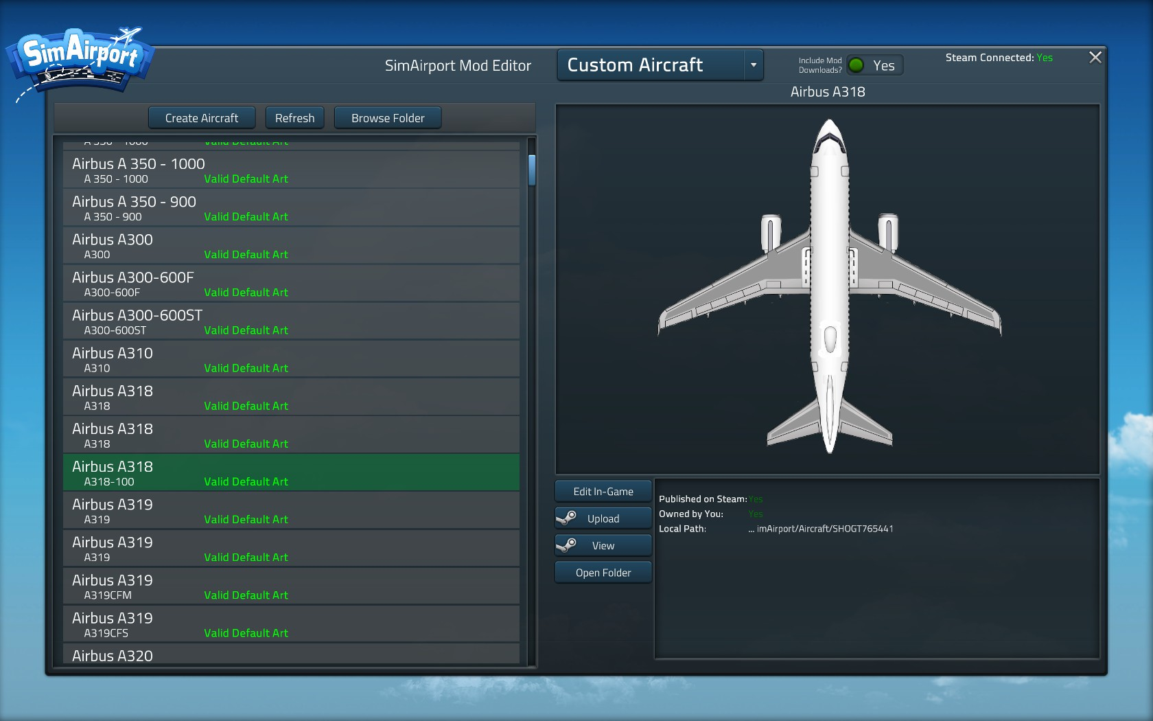 Steam Community :: Guide :: How to create a Custom Airline for Sim