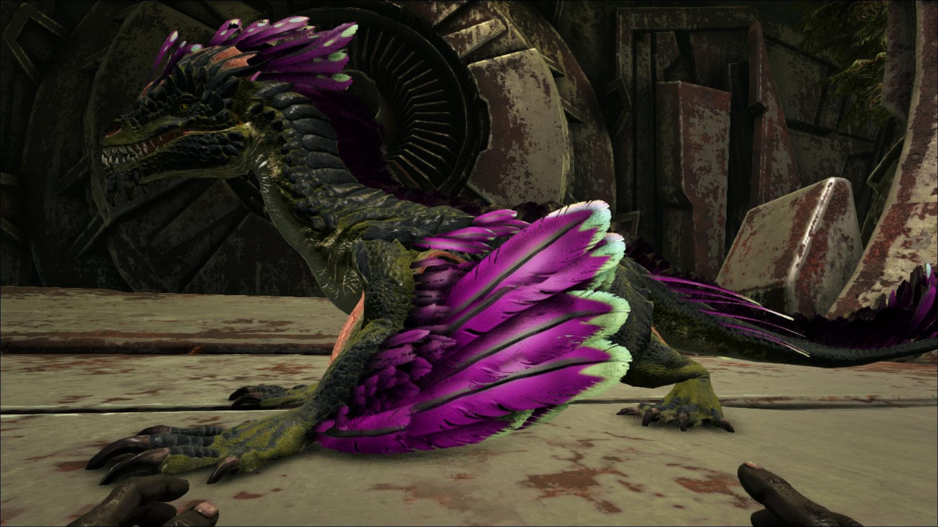 Steam Workshop :: DarkEdge's Breedable Rock Drakes