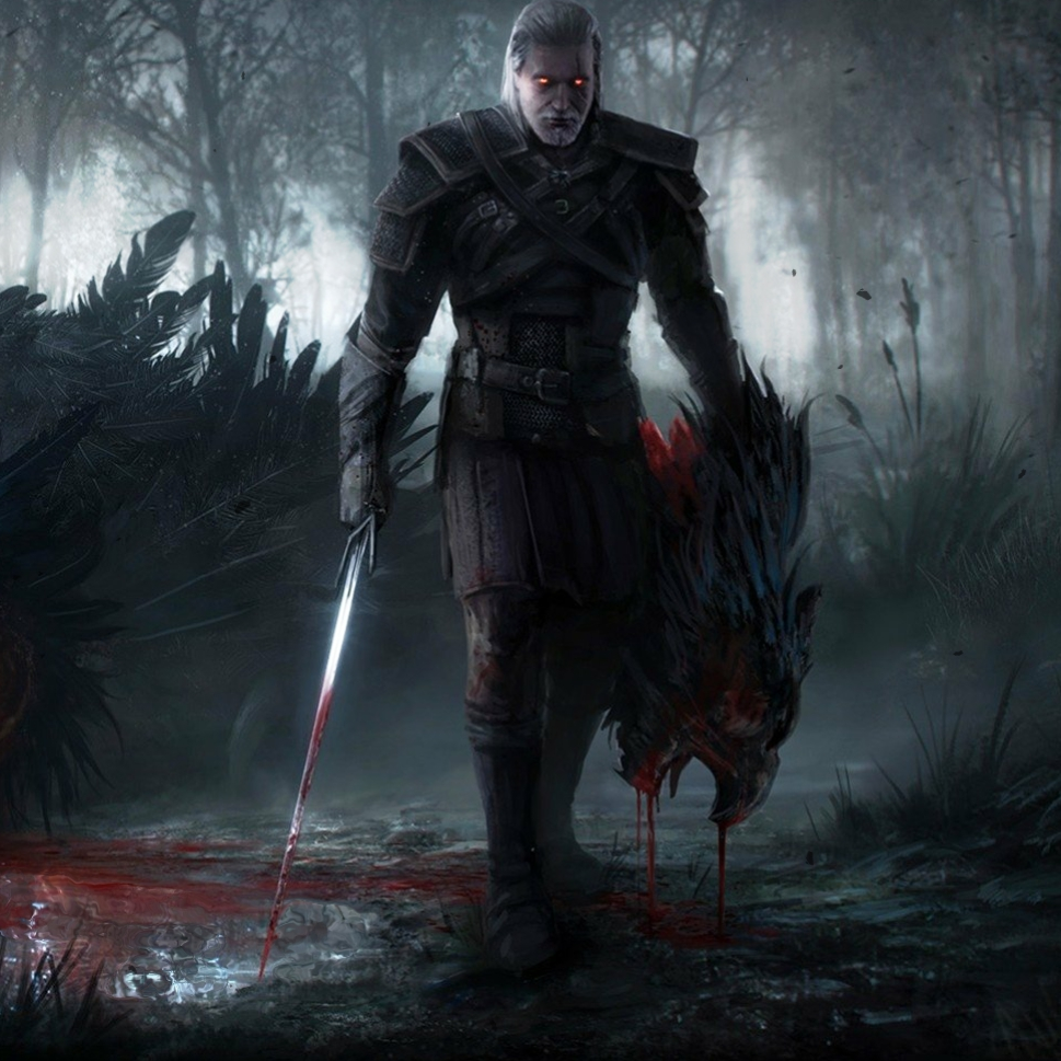 Download Exclusive The Witcher Wild Hunt Wallpapers uk