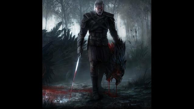 Steam Workshop Geralt Of Rivia The Witcher 3 Wild Hunt