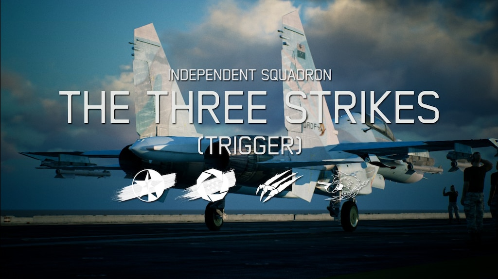 The Round Table Ace Combat.Steam 社区 截图 Shoulda Be Called The Demon Of Round Table