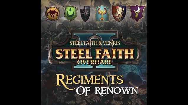 Steam Workshop :: Regiments of Renown - Compilation (SFO
