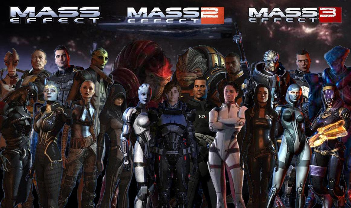 Steam Workshop::Mass Effect