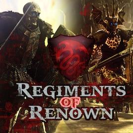 Steam Workshop :: Regiments of Renown - Vampire Counts