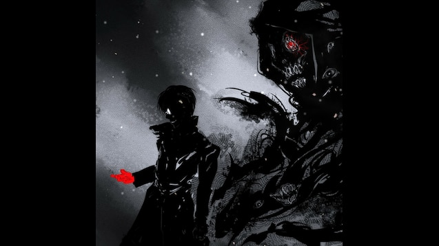 Steam Workshop Kaneki Black Reaper