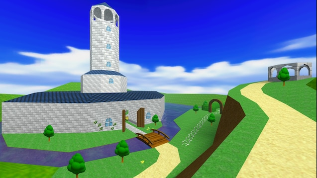 Steam Workshop :: Super Mario 64 - Star Road