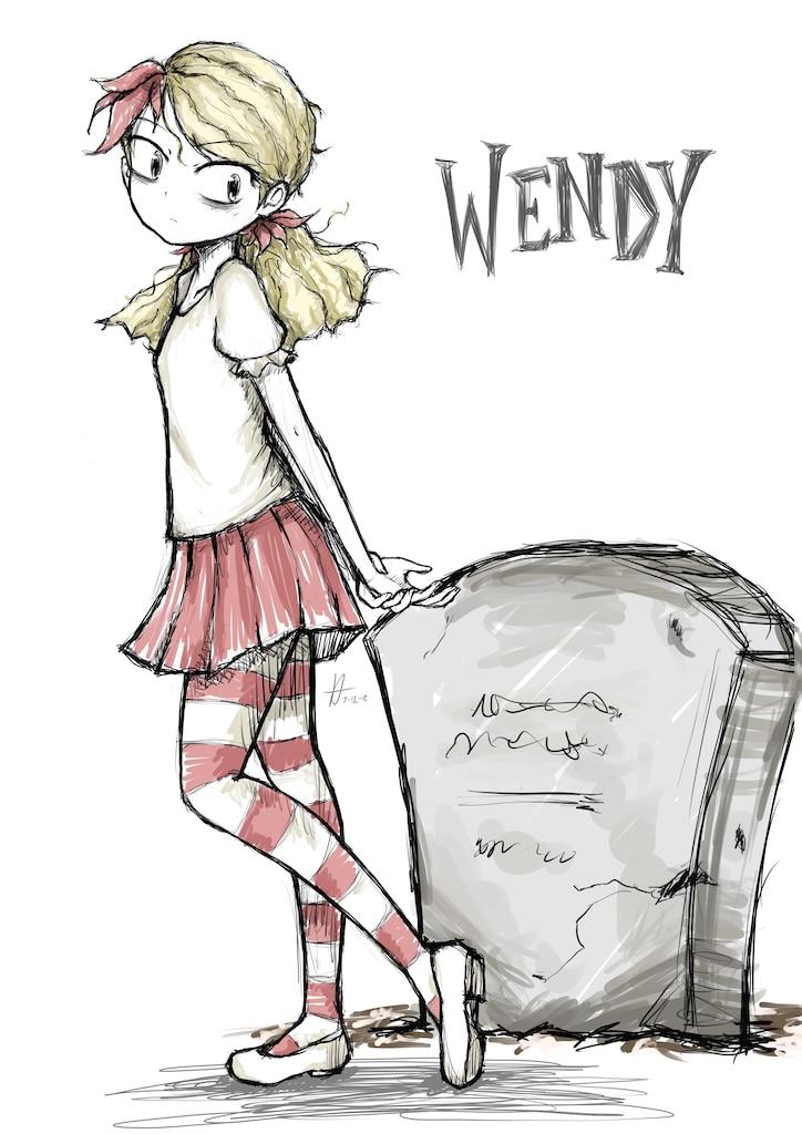 Steam Community Wendy Fanart