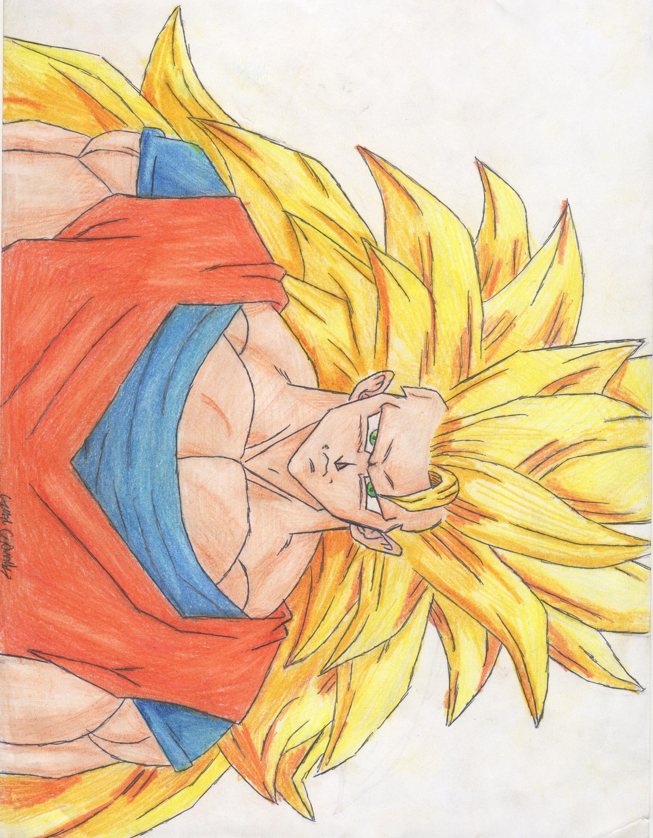 Steam Community Super Saiyan 3 Goku