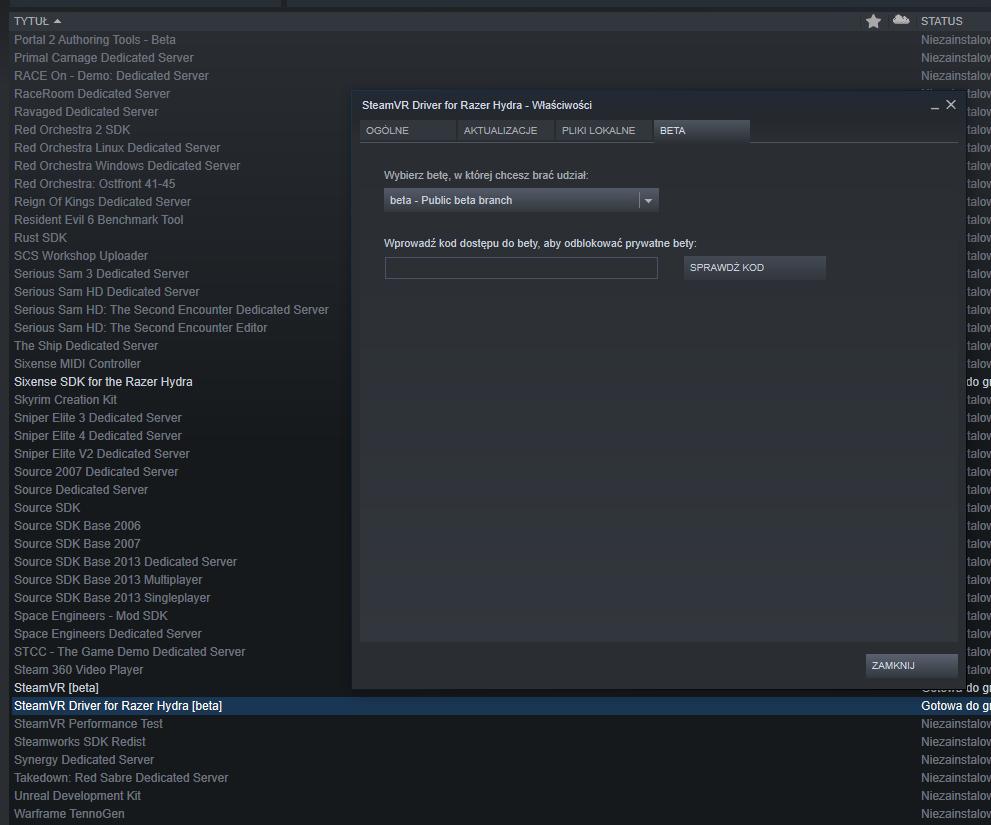 Steam Community :: Guide :: Oculus DK2 + Razer Hydra custom