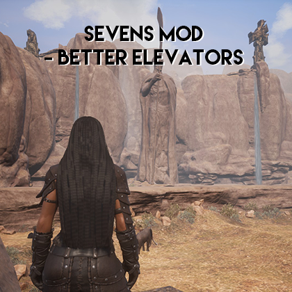 Better Elevators (Not working at the moment)