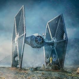 Steam Workshop Star Wars Tie Fighter Animated 5760x1080