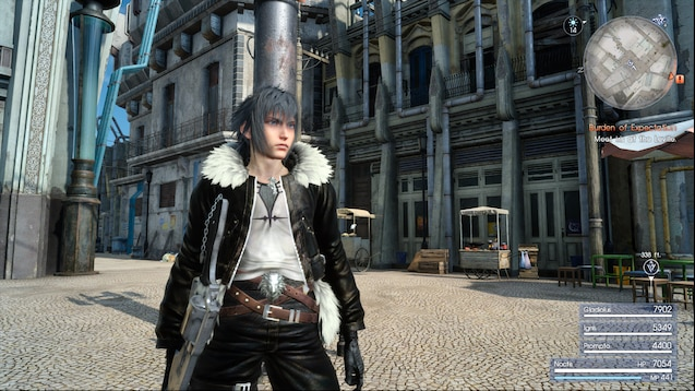 Steam Workshop Final Fantasy Viii Squall Leonhart Outfit