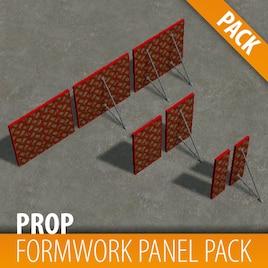 Steam Workshop :: Formwork Panel Pack