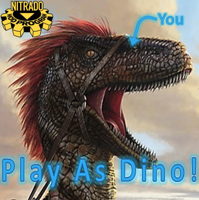 Play As Dino!