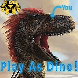 Steam Workshop :: Play As Dino!