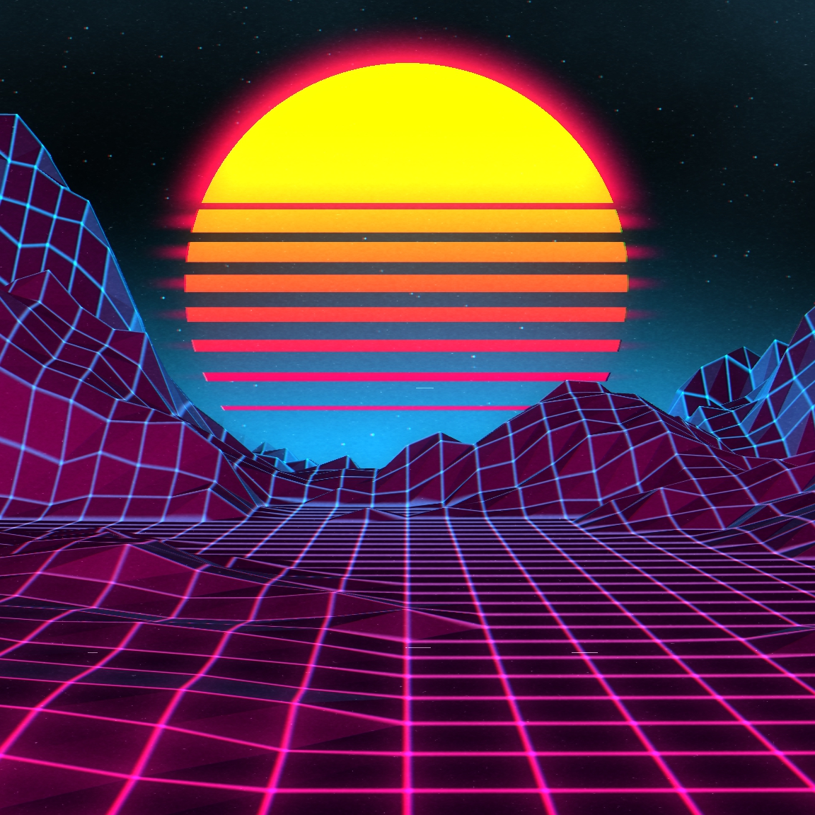 Neon Sunset OLD
