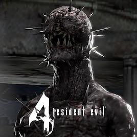 Steam Workshop :: Resident Evil 4 UHD - Iron Maiden