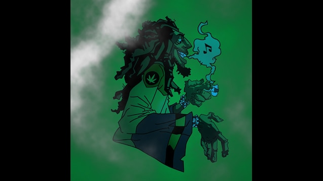 Steam Workshop Bob Marley Cartoon Wallpaper Bob Marley Hq E29da4