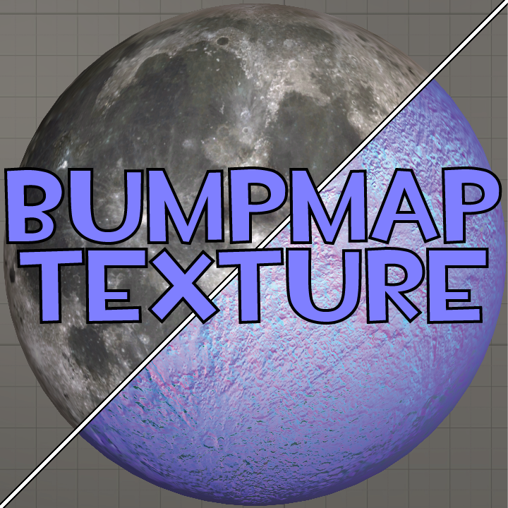 Steam Workshop :: Bumpmap texture for moon