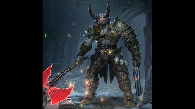 Steam Workshop Doom Eternal Concept Art