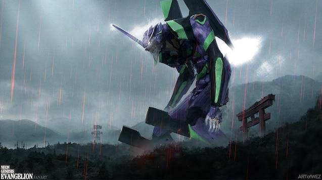 Steam Workshop Neon Genesis Evangelion Eva 01