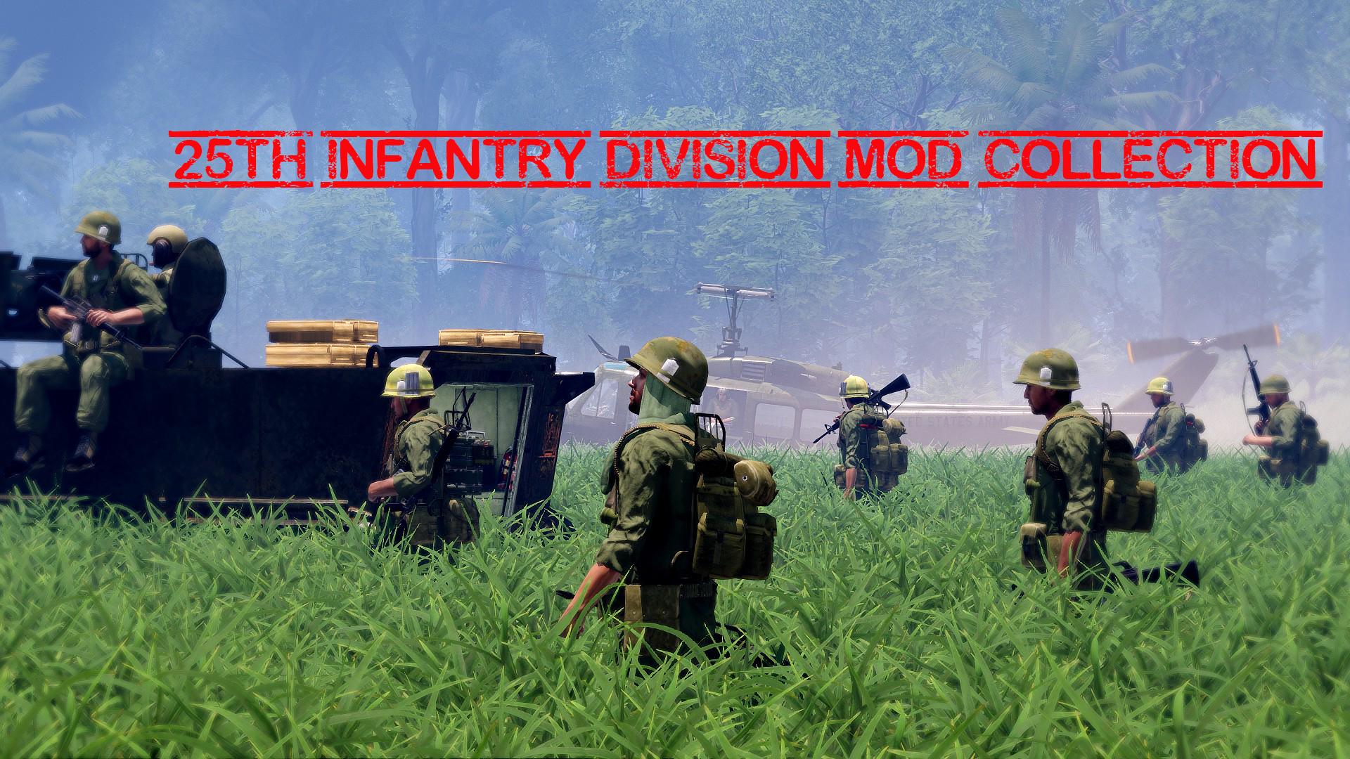 Steam Workshop :: 25th Infantry Division [1968]