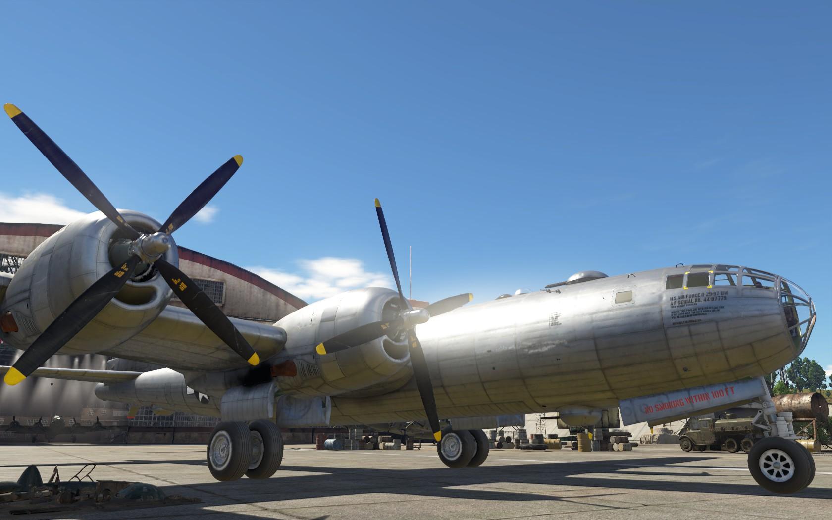 War thunder biggest plane hit