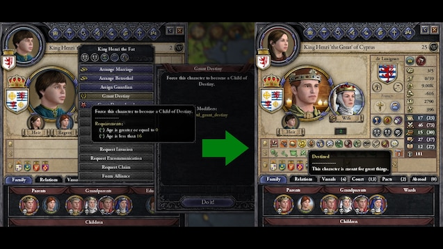 Ck2 marriage cheat