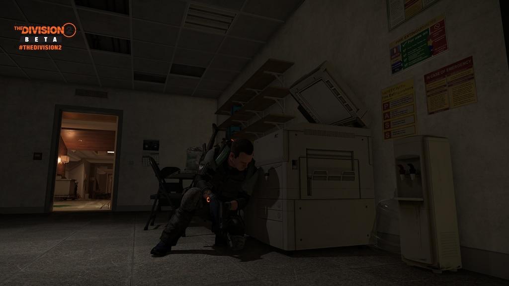 Steam Community :: :: The Division 2 Private Beta screenshot