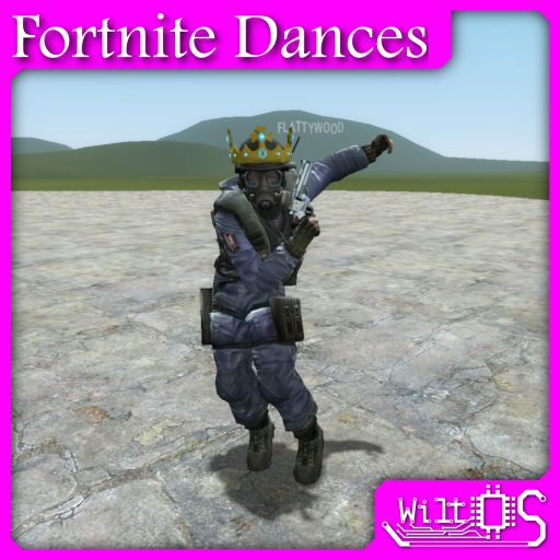 [wOS] Fortnite Dances