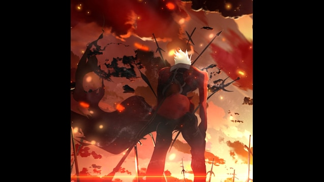 Steam Workshop Fate Stay Night Unlimited Blade Works Animated