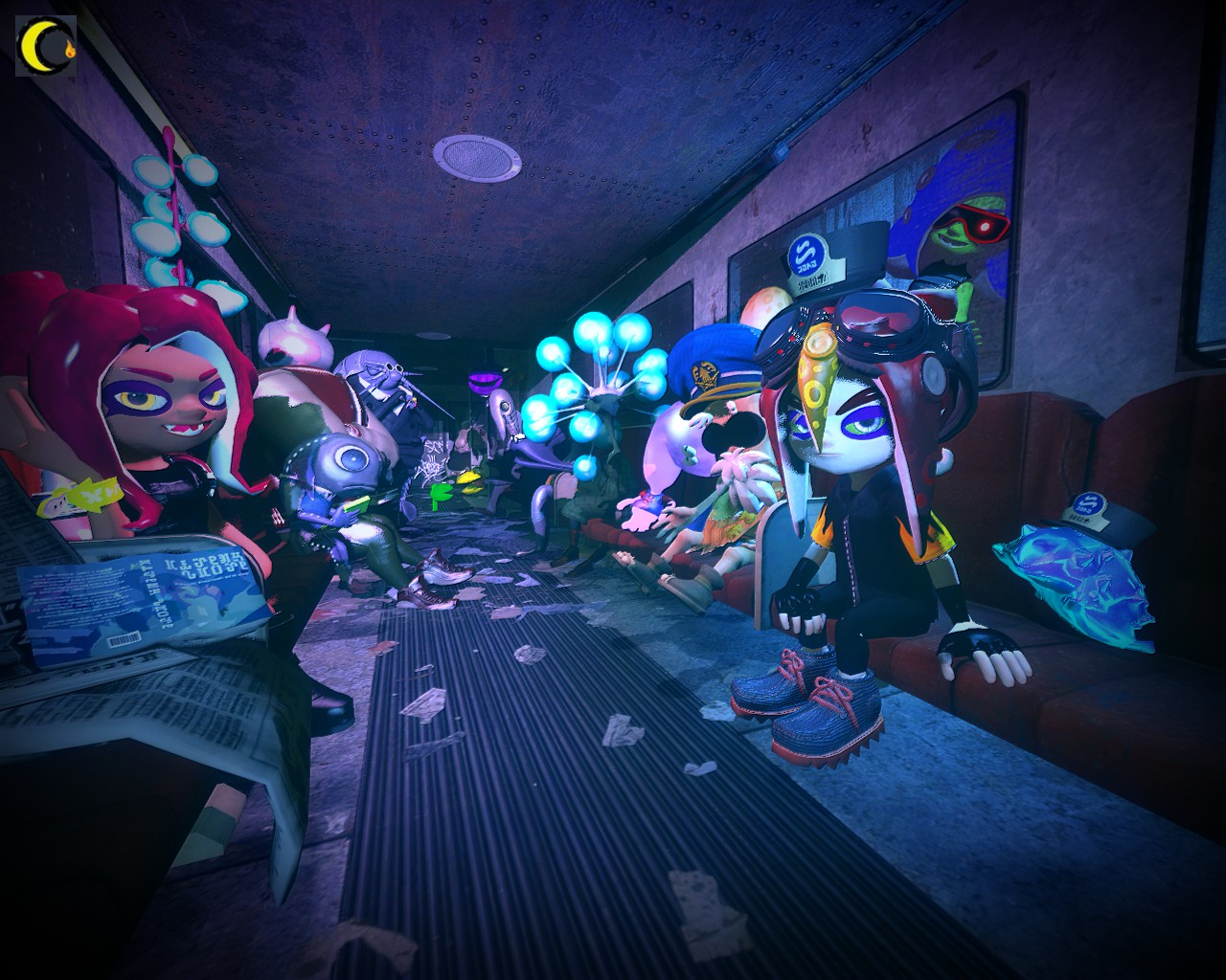 Steam Community Screenshot Splatoon 2 Octo Expansion Welcome