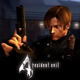 Steam Workshop Leon S Kennedy Hd Resident Evil 4