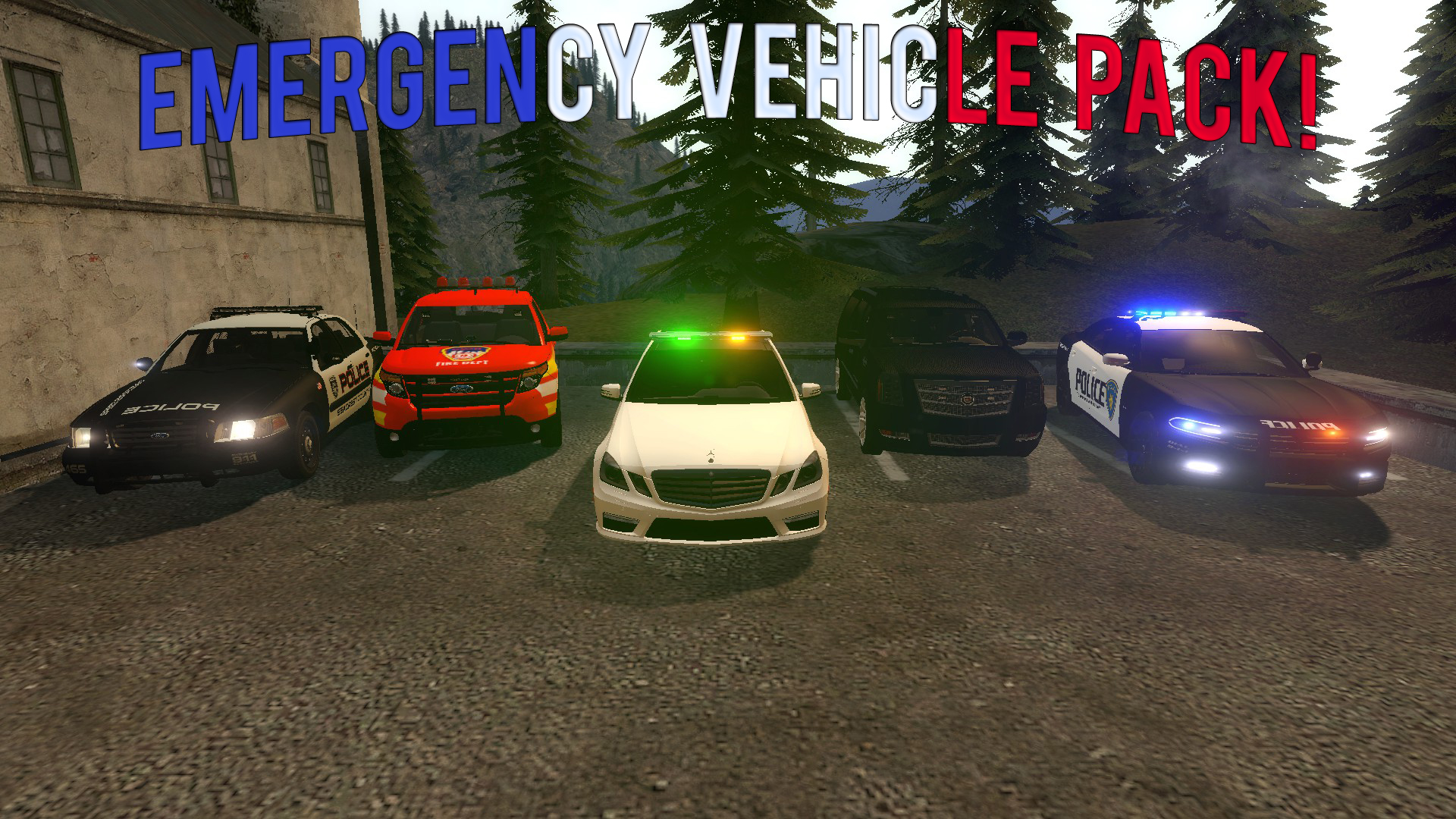 Steam Workshop :: [Photon] Emergency Vehicles and Props, RP