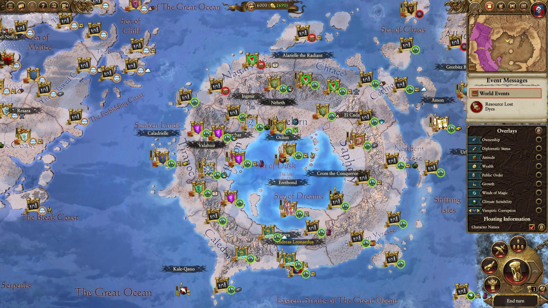 Steam Workshop :: Totally Random Total War Generator: Warhammer II