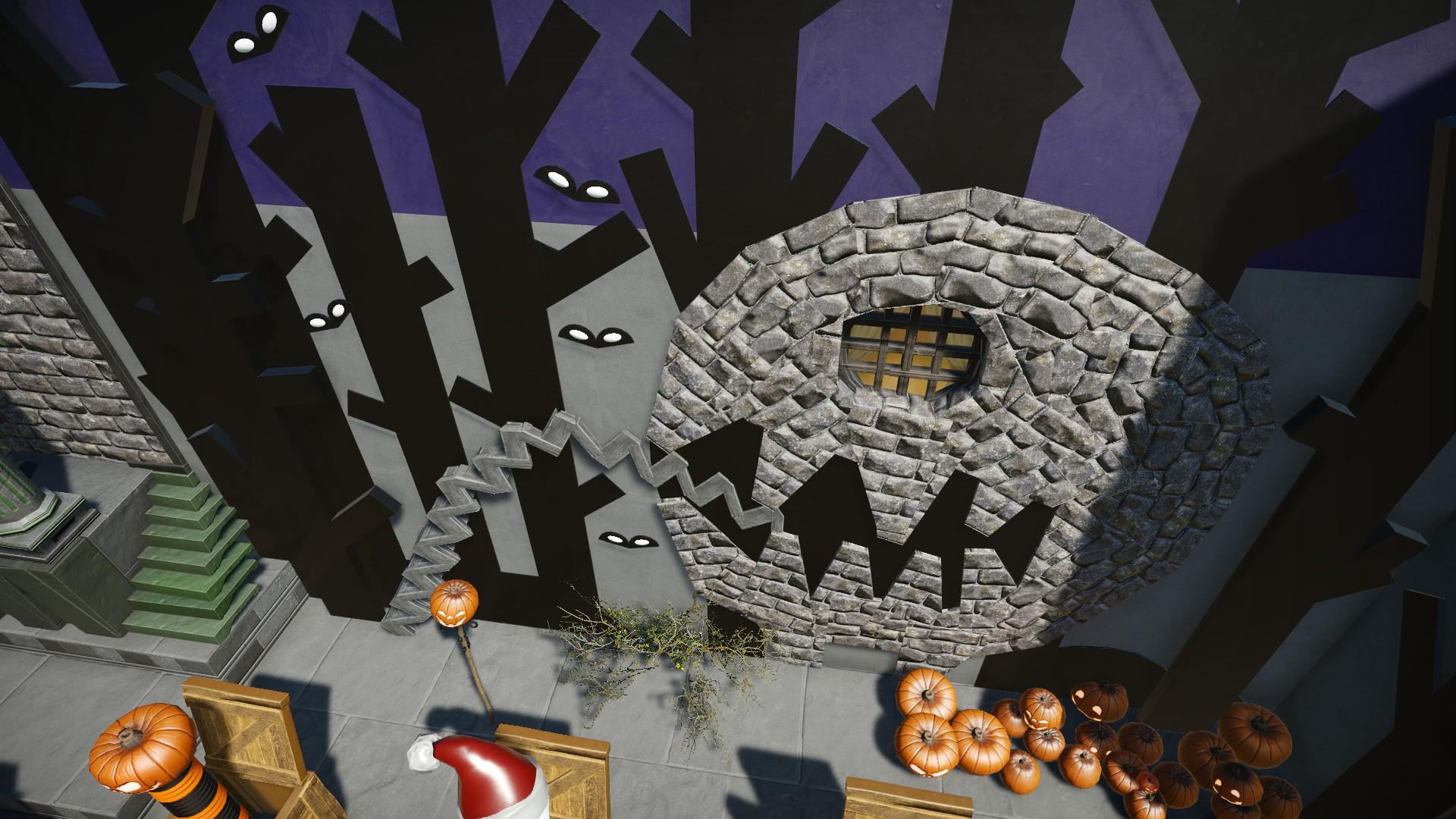 steam workshop aritarios halloweentown nightmare before christmas tribute nbx - Halloweentown Nightmare Before Christmas