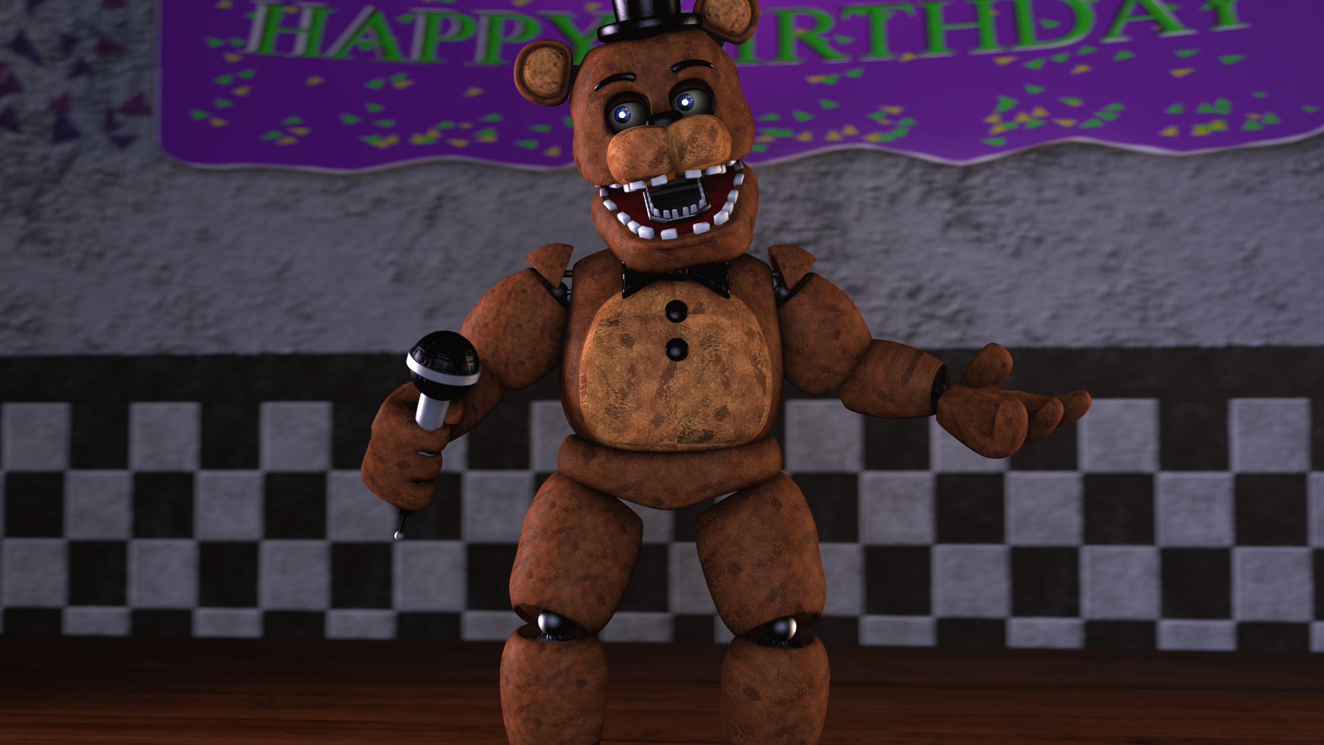 Steam Community :: :: Unwithered Freddy