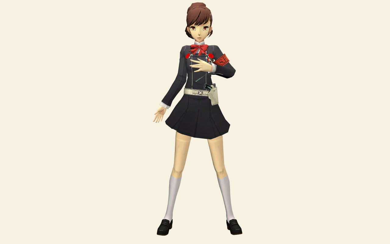 Steam Workshop :: Female Main Character (Persona 3)