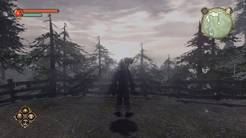 Steam zajednica :: Snimka zaslona :: Sunset in Witchwood, Albion