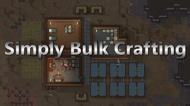 Steam Workshop :: Simply Bulk Crafting