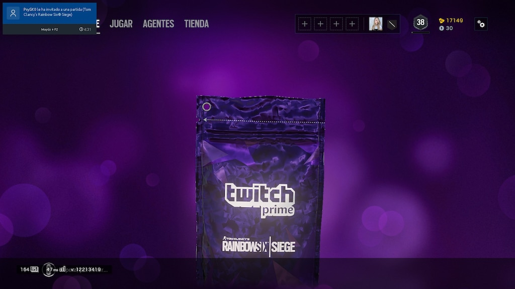 Steam Community :: Screenshot :: Ventajas de tener twitch prime
