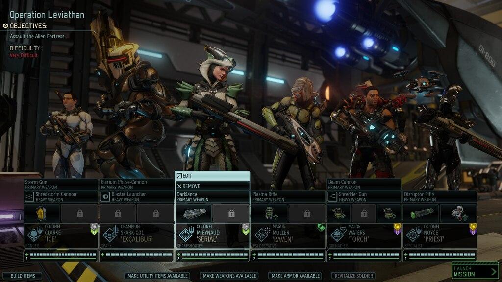 Steam Community Screenshot My War Of The Chosen Star Squad
