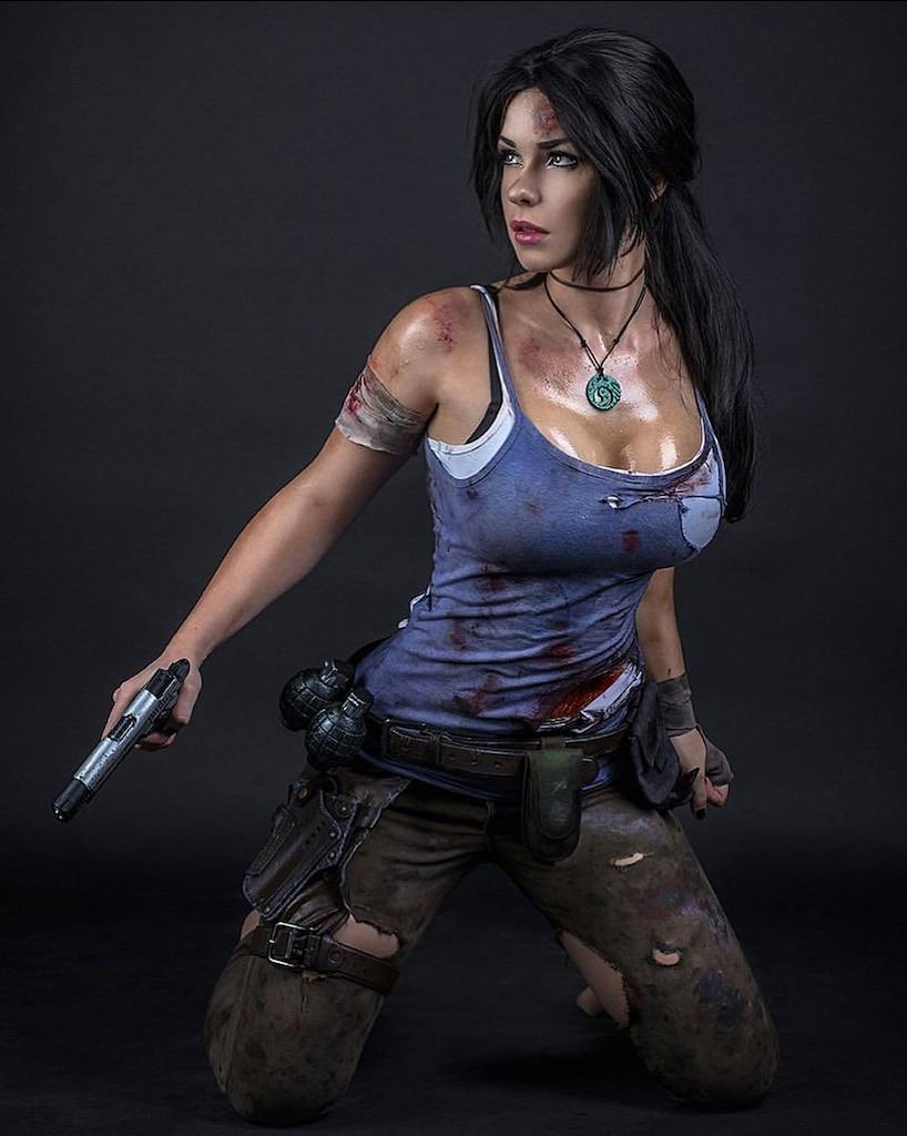 Steam Community Waifu Lara Croft
