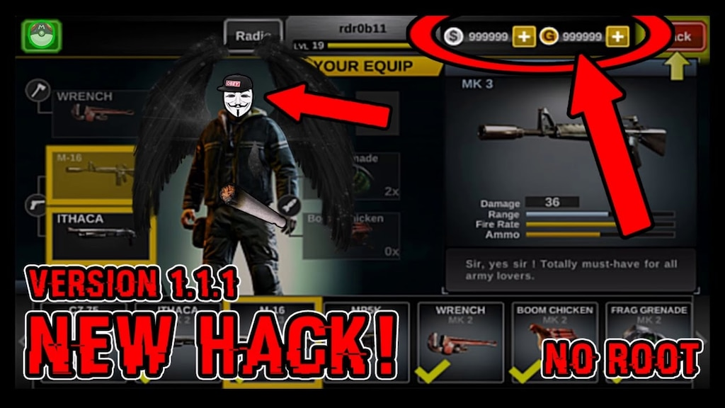 dead trigger 2 mod apk unlimited money and gold android download
