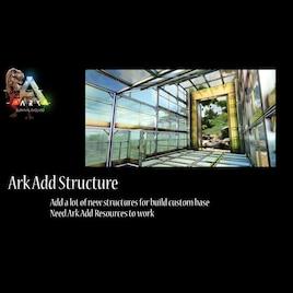 Steam Workshop :: Ark Add Structure