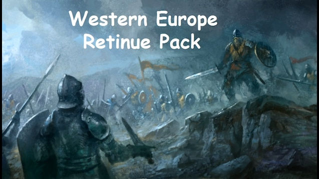 Steam Workshop :: Western Europe Retinue Pack