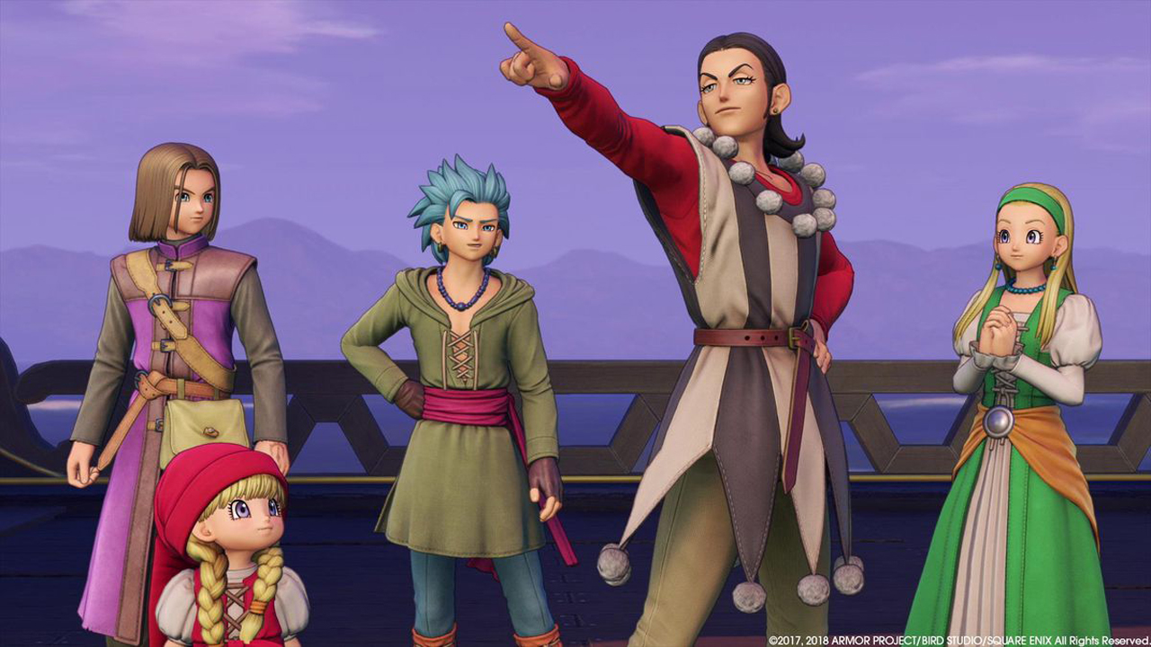 Steam Community :: Guide :: Dragon Quest XI Orchestral Overhaul Mod