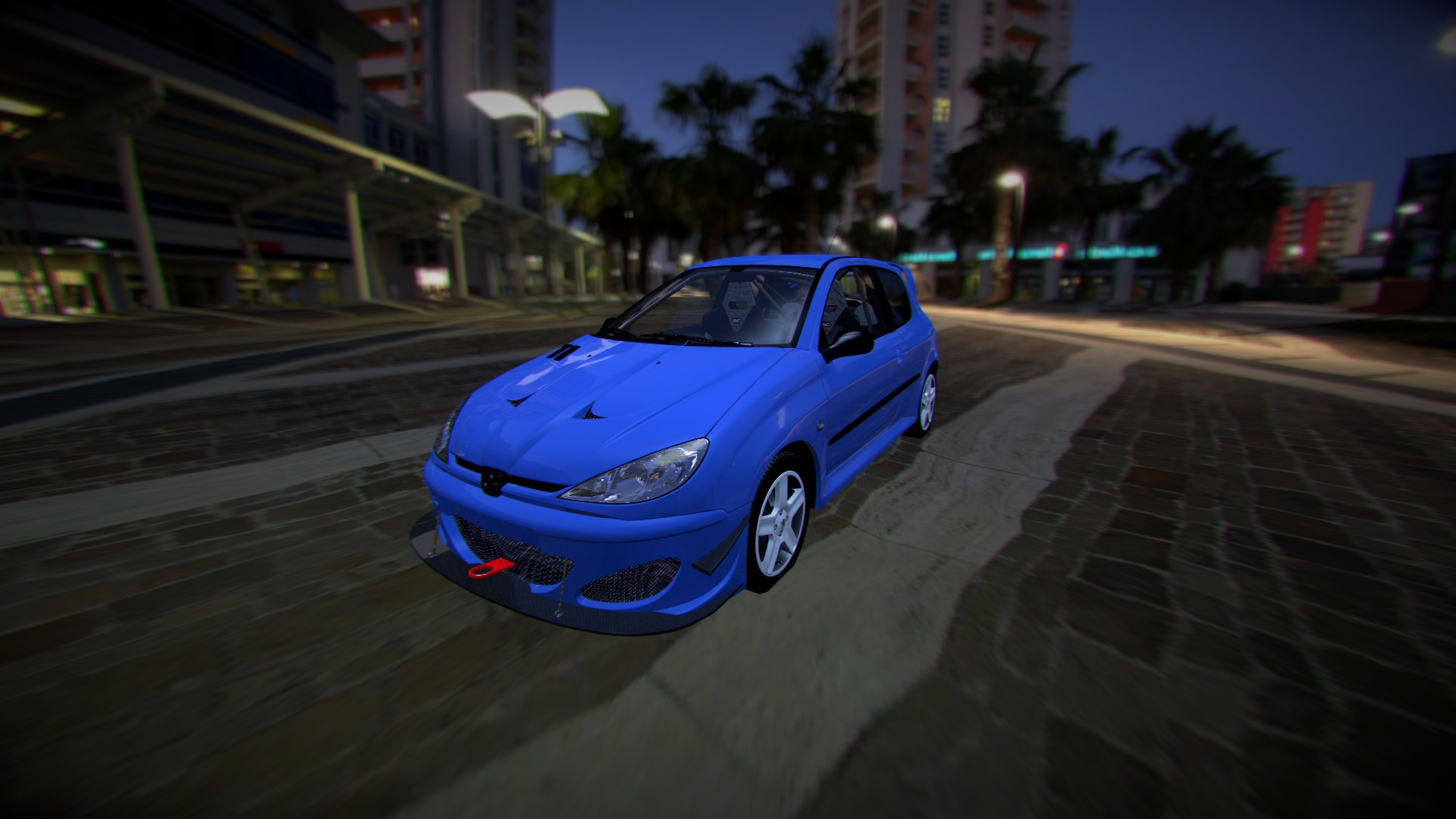 Steam Workshop :: CrSk Autos - Peugeot 206 RC '03